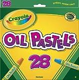 15 Pack CRAYOLA LLC FORMERLY BINNEY & SMITH CRAYOLA OIL PASTELS 28 COLOR SET