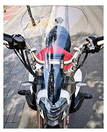 Parabrisas De Motocicleta Fit For Zontes ZT310V ZT310R Motorbike Windshike Aire Deflector Air Scooter Accesorios Motocicleta Parabrisas Parabrisas De Motocicleta