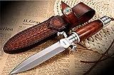 FARDEER Knife Coltello da pesca coltello da caccia per esterni di alta qualità XD05...