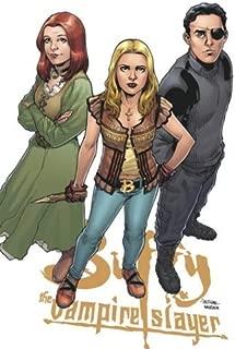 Buffy The Vampire Slayer Issues #1 to #10 Set (Season 8)