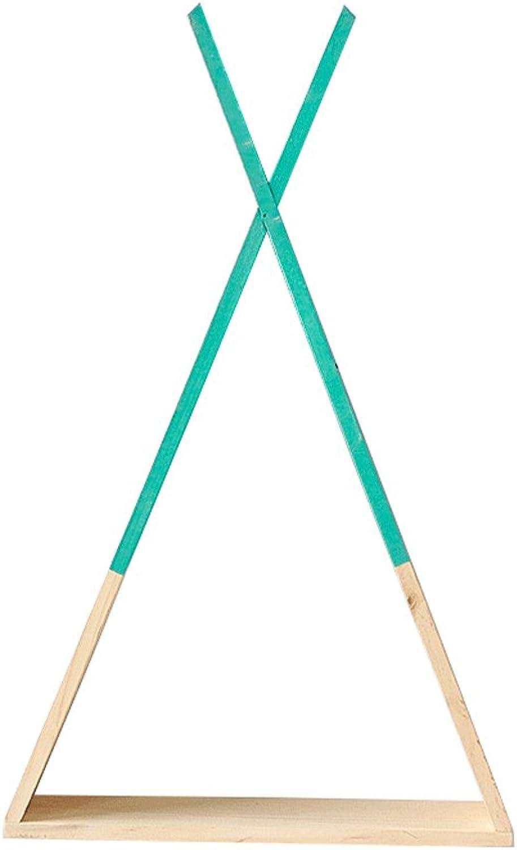 lo último LZXWALL SHELF Estante de Parojo Parojo Parojo Decoración Partición Nordic Creativo Salón Dormitorio Parojo 4 Colors Disponibles (Color   azul)  calidad de primera clase