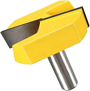 """Eyech 1/2"""" Cleaning Bottom router bit Carbide Woodworking Tool"""