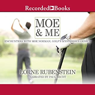 Moe & Me cover art