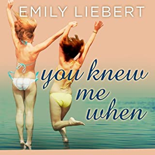 You Knew Me When audiobook cover art