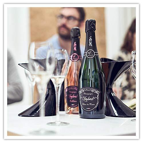 Smartbox - Coffret Cadeau - Cours d'œnologie Autour du Champagne Lombardi pour 4 à Lyon - idée Cadeau Originale