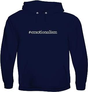 #emotionalism - Men's Hashtag Soft & Comfortable Hoodie Sweatshirt Pullover