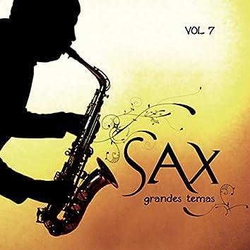 Grandes Temas en Sax Vol. VII
