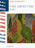 ラフマニノフ : ピアノ作品集 第1巻/ブージー & ホークス社