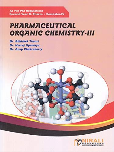 As per PCI Pharmaceutical Organic Chemistry-III