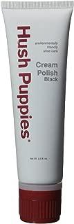 HUSH PUPPIES Cream Polish Clean Footwear Care BLACK