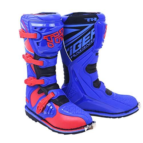 GIYL Motorlaarzen, motor/motorlaarzen, racing laarzen, sportschoenen, antislip, waterdicht