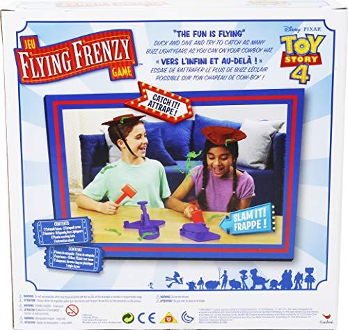 Spin Master Games Toy Story 4 Il Gioco delle Catapulte, Multicolore, 6052360