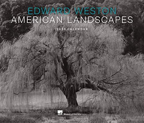 Edward Weston American Landscapes: 2020 Wall Calendar