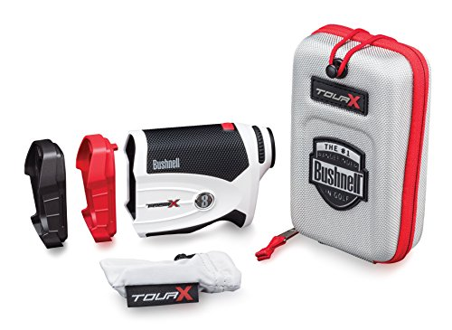 Product Image 9: Bushnell 201540 Bushnell Tour X Jolt Golf Laser GPS/Rangefinder, White