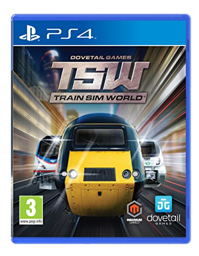 Jogo PS4 Train Sim World
