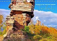 Trifels - Wanderung auf dem Annweilerer Burgenweg (Wandkalender 2022 DIN A4 quer): Herbstimpressionen des Trifelslandes im Pfaelzerwald (Monatskalender, 14 Seiten )