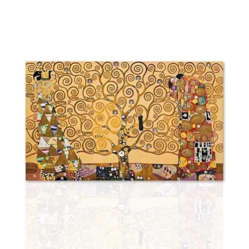 Declea Tableau Decoration Murale Gustav Klimt Arbre de Vie -...