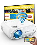 Best Hd Projectors - Mini Projector, CiBest 7000L Movie Projector with Wireless Review
