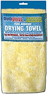 Duragloss 9002 1 Pack Plush Microfiber Drying Towel