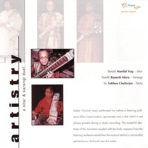 Artistry: A Sitar & Sarangi Duet