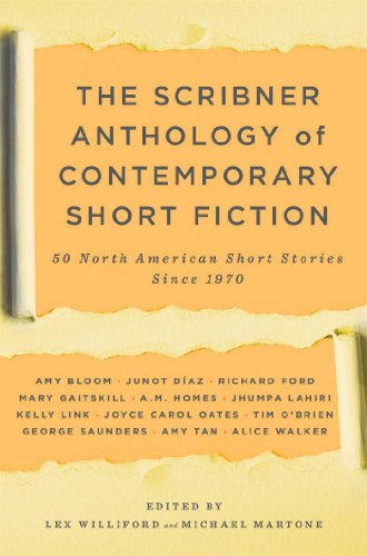 The Scribner Anthology of Contemporary Short Fiction: 50 North American Stories Since 1970 (Touchstone Books (Paperback))