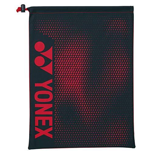 ヨネックス YONEX テニスバッグ・ケース シューズケース BAG2093 ブラック/レッド(187)