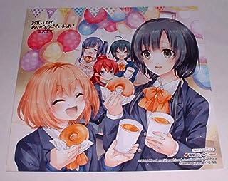 SHIROBAKO ~上山高校アニメーション同好会~ ミニ複製色紙カード(イラストカード)ミズタマ