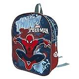 Spiderman AS068-2017 - Mochila Infantil, 32 cm, Multicolor