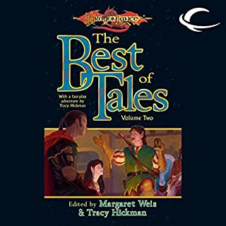 The Best of Tales: Volume One cover art