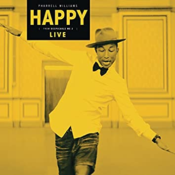 Happy (Live)