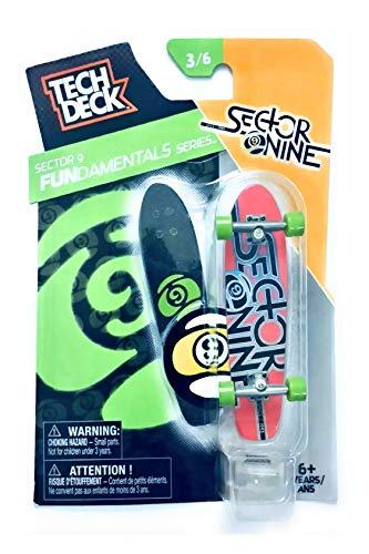 Spin Master France - 6013037 - Finger Skate - T D BL 1
