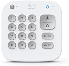 Eufy T8960C21 Security Alarm Keypad, White 6 feet