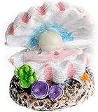 YHX Pecera con Forma de Dibujos Animados Lindo Burbuja Piedra, aireación Burbuja Piedra volcánica Burbuja, Piedra cáscara Burbuja