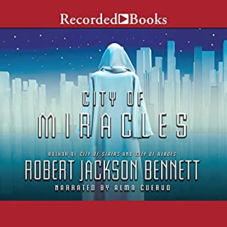 City of Miracles cover art