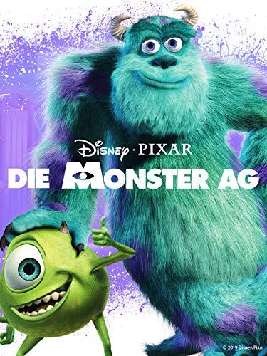 Die Monster AG (4K UHD)