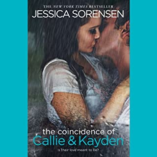 The Coincidence of Callie & Kayden audiobook cover art