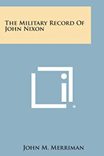 The Military Record of John Nixon