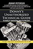 Donny's Unauthorized Technical Guide to Harley-Davidson, 1936 to Present: Part I of II-The Shovelhead: 1966 to 1985