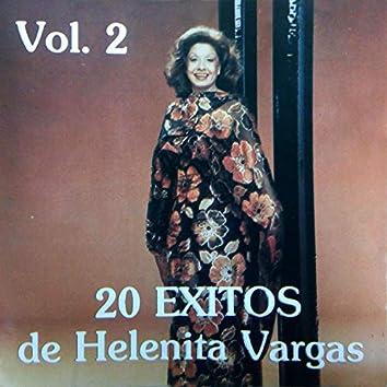 20 Exitos de Helenita Vargas, Vol. 2