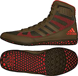 wrestling shoes with cool design