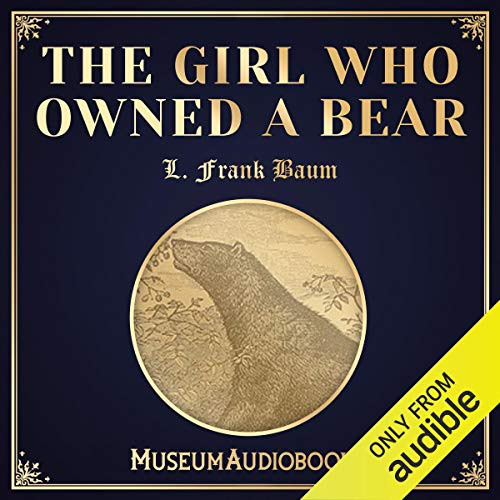The Girl Who Owned a Bear cover art