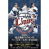 BBM 埼玉西武ライオンズ ベースボールカード 2020 BOX