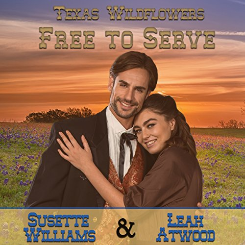 Free to Serve audiobook cover art