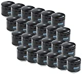 Russo 24 Pack Oil Filters Replacement for Kohler 12 050 01 12 050 01-S 12 050 08 CH11-CH16, CH18-CH25, CH410-CH450, CV13-CV16, CV18-CV25, CV430-CV493 and SV470-SV620 Engines