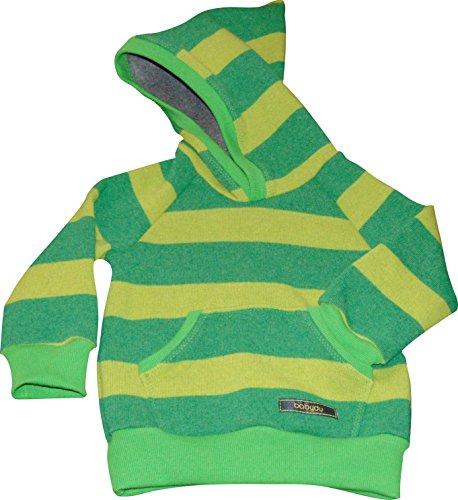 Mamadu Raglan- Pulli (Sweatshirt) mit Zipfelmütze und Bauchtasche für Kinder Schnittmuster mit Anleitung für Anfänger, Größe 98-134 zum selber Nähen