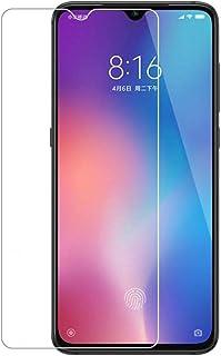 [2 Packs] Xiaomi Mi 9 Screen Protector, Xiaomi Mi 9 Tempered Glass Screen Protector, Anti-Scratch HD Screen Protector for ...