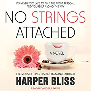 No Strings Attached     Pink Bean Series, Book 1              By:                                                                                                                                 Harper Bliss                               Narrated by:                                                                                                                                 Angela Dawe                      Length: 6 hrs     29 ratings     Overall 4.2