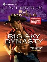 Big Sky Dynasty (Whitehorse, Montana: The Corbetts series Book 3)