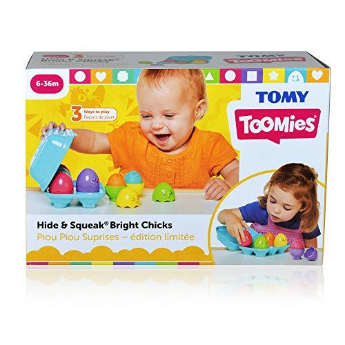 Bizak Tomy Toomies Huevos Encajables Pascua (30693081)