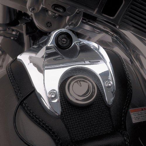 Show Chrome Accessories (61-104) Chrome Gas Tank Cover